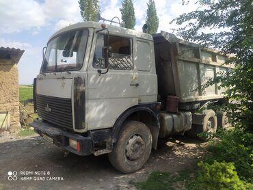 Транспорт - Чон-Арык: Продаю Супер МАЗ 5516 двигатель Камп ремонт вал вкруг р2, турбина
