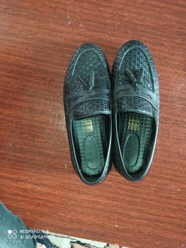 Мужская обувь подростковая, качественная бренд Zaza.37раз сост 9/10
