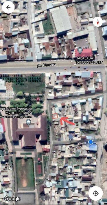 жалал абад квартира берилет in Кыргызстан   БАТИРЛЕРДИ УЗАК МӨӨНӨТКӨ ИЖАРАГА БЕРҮҮ: Продаю земельный участок в центре города Жалал-Абад. 3.6 соток. Все не