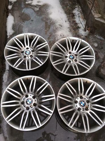 диски резина бу в Кыргызстан: Диски р18 на BMW e34/e39/e60/e90. Продам диски р18 на BMW