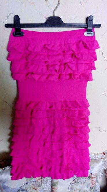 Haljina nova sa elastinom...dosta rastegljiva,prijanja uz - Kraljevo