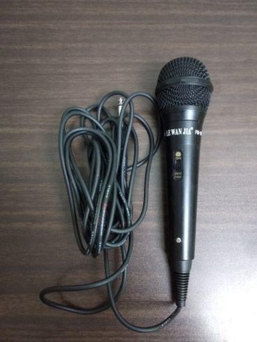 Микрофон! Новый! Отдам за 600 сомов! в Бишкек