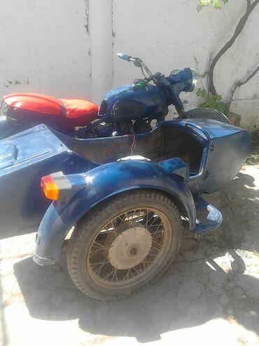 Digər motosiklet və mopedlər - Azərbaycan: K 750 saz veziyetde .motor noldan yiqilib.naxadi motor .hal hazirda