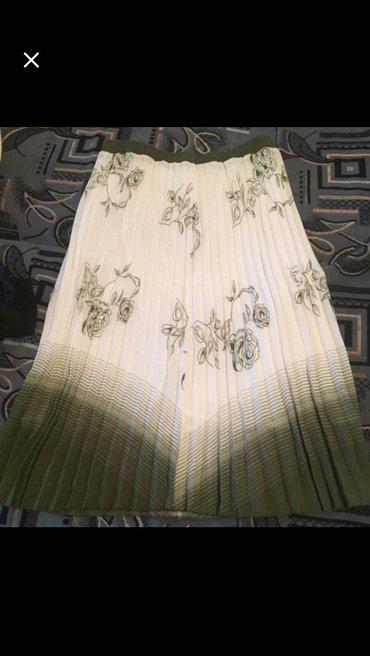 Женские юбки по колено,ниже колена и длинные в Бишкек