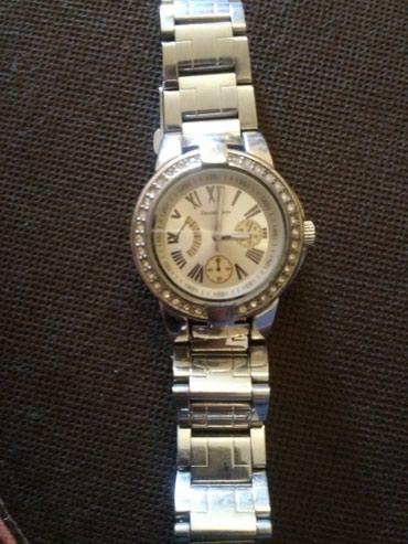 Bakı şəhərində Qadın Gümüşü Klassik Qol saatı Daniel Klein