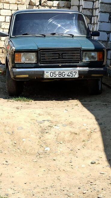 Nəqliyyat - Qazax: VAZ (LADA) 2107 1.6 l. 2004 | 7500 km