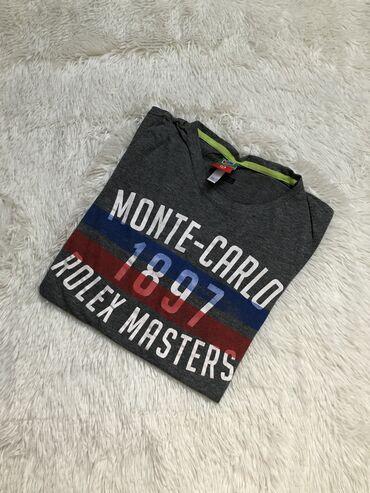 Muska majca l - Srbija: Sergio Tacchini muska majica.U super stanju. Nosena kratko.Velicina