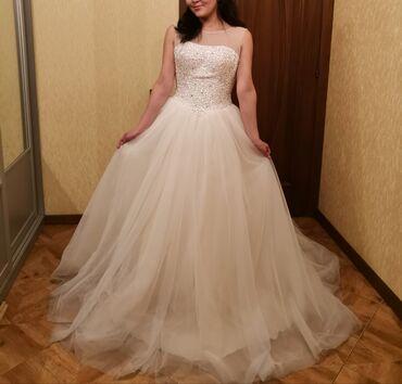 Продается свадебное платье цена договорная ( what's app)