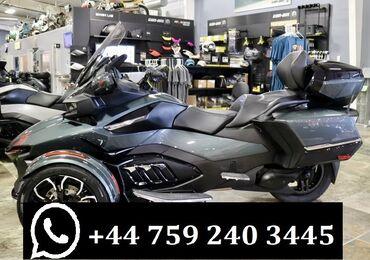 Μοτοσυκλέτες & σκούτερ - Ελλαδα: 2021 Can-Am® Spyder® RT Limited Chrome Μηχανή Κινητήρας Type Rotax® 1