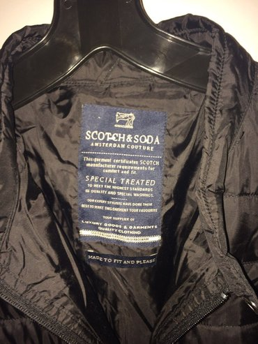Scotch and soda - nove muske perjane jakne. Velicine L i XL - Plava - Belgrade