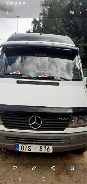 квартира кызыл кыя аренда in Кыргызстан   ЖЕР ТИЛКЕЛЕРИН САТУУ: Mercedes-Benz Sprinter 2.9 л. 1998