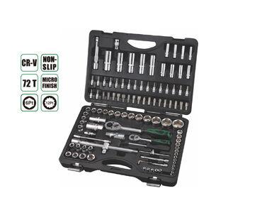 Набор инструментов 109 прс, AE-S109, 18ШТ 1/4 бит гнездо