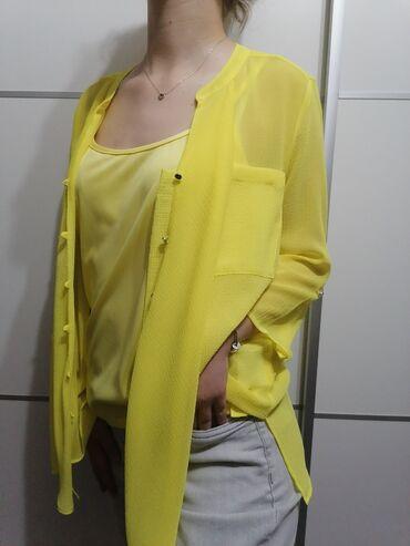 Tunika svila - Srbija: Savršena tunika 🥰Sastoji se iz majice i bluzice prekoSavršena za svaku