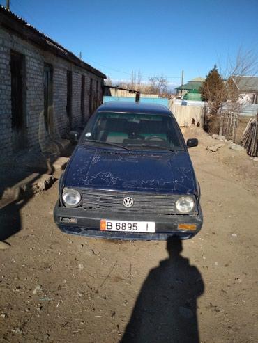Volkswagen в Боконбаево