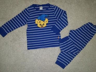 Deciji-kupaci-lindex - Srbija: Lindex pidžama za dečake, vel 98-104. Super očuvana