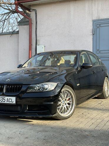 BMW 3 series 3 л. 2006 | 103000 км