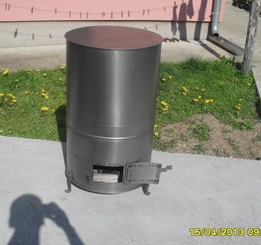 Kotao-za-grejanje - Srbija: Proizvodim i prodajem trinare za grejanje. Gorivo je piljevina( drvena