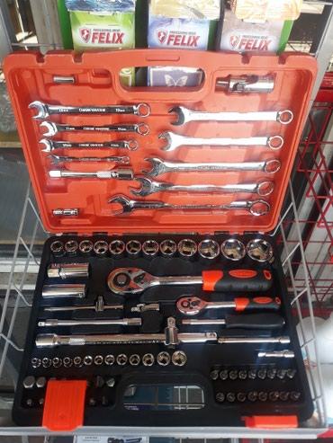 Набор инструментов в Лебединовка