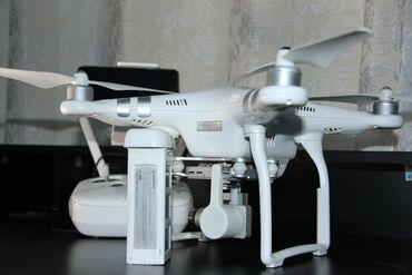 заказать дрон в Кыргызстан: Продаю дрон DJI PHANTOM 3 ADV в отличном состоянии В комплекте Дрон, 2
