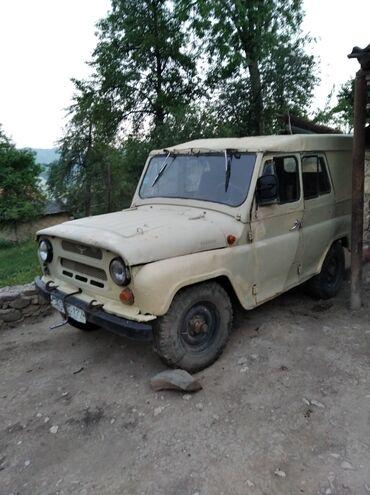 UAZ Azərbaycanda: UAZ 469 1.2 l. 1987   1800000 km