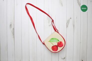 Жіноча сумочка з малюнком    Довжина: 80 см Ширина: 25 см  Стан гарний