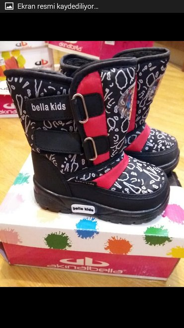 Bakı şəhərində Orjinal Bella firmasi usaq ayaqqabilari.Turkiye istehsalidir. sadece 2