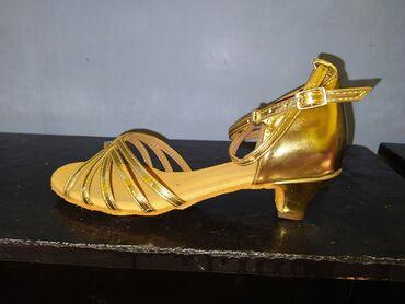 Женская обувь в Беловодское: Бальные туфли б/у в отличном состоянии ( были одеты несколько раз)