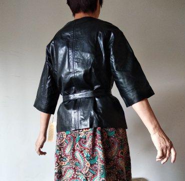 Распродажа! Куртка из телячьей кожи. Новая. Торг в Бишкек
