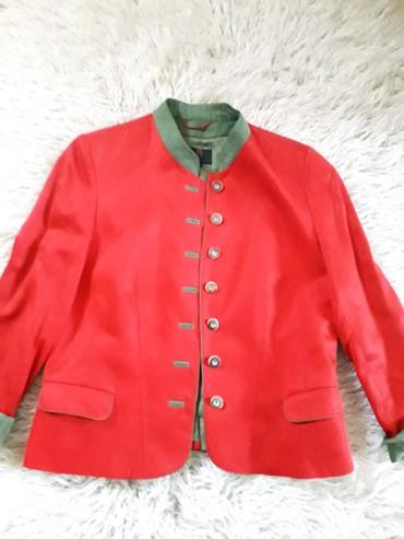 Crveni sako ...jaknica 42 - Loznica