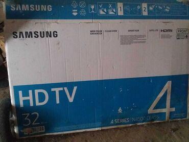 Samsung IN4500 smart (internete qoşulur) tv 80sm(30dym)(ekrani sinib