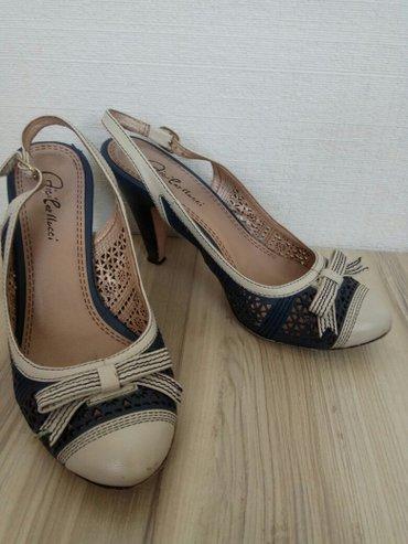 Туфли летние женские. Натуральная в Бишкек