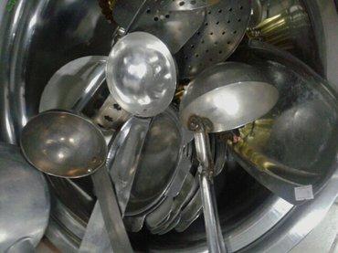 Продаю б.у. и новые есть посуду скалки в Бишкек