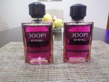 Bmw-z3-2-at - Srbija: 2 parfema Joop homme, na cijim kutijama pise da su primerci za
