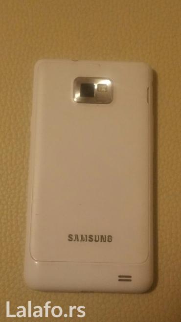 Samsung Galax s2 gr 9100 beli kao nov prelepo ocuvan,originalna - Belgrade