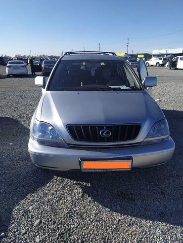 б у шины зимние в Кыргызстан: Lexus RX 3 л. 2001 | 24584631 км