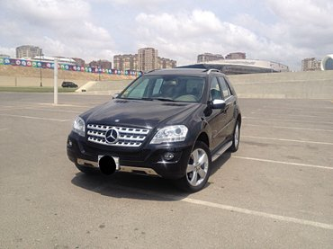 Mercedes-Benz ML 350 2010 в Баку