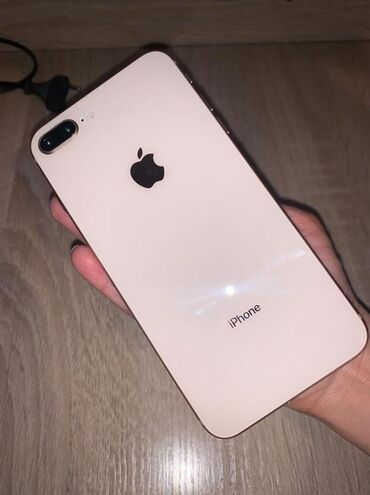 gold man бишкек in Кыргызстан   APPLE IPHONE: IPhone 8 Plus   64 ГБ   Rose Gold   Бармак изи