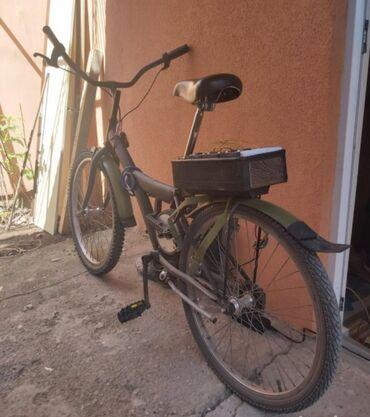 Sport i hobi - Srbija: Električni bicikl garacija na bateriju i punjač 2 godine, u ful opremi
