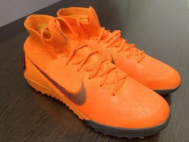 butsy firmennye nike в Кыргызстан: Продаётся обувь Nike Mercurial, разнопарки, левая нога зальники