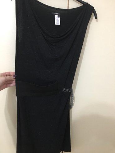 Miss sixty haljinica u xs velicini,moze i za s i m. Crna sa sitnim slj - Kragujevac