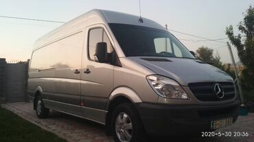 Mercedes-Benz Sprinter 3 л. 2010 | 272000 км