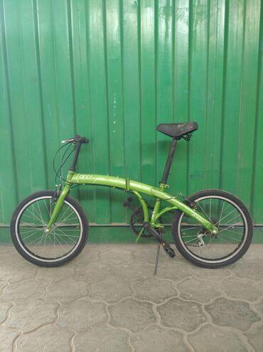 цветы купить в горшках в Кыргызстан: Корейский велосипед для подростков (кама) Раскладной СкоростнойСиденье