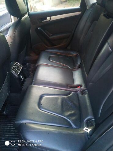 Audi в Кыргызстан: Audi A4 2010
