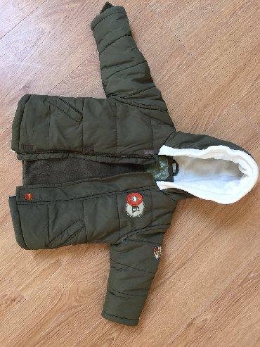 Dečije jakne i kaputi | Sombor: Topla decija jakna, bukvalno kao nova, sto se na slikama i moze