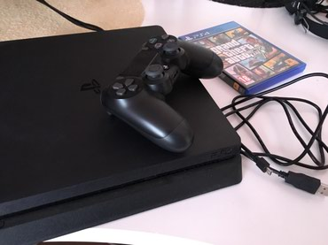 Playstation4  +gta  σε Nea Zichni