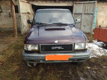 Opel - Кыргызстан: Opel Monterey 3 л. 1993