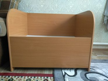 Детский мир - Кок-Ой: Размер 90х60 Кровать для малышей до 2 лет