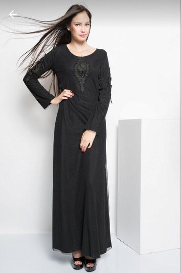 вечернее платье бирюзовый в Кыргызстан: Платье вечернее турецкое новое 46-48 размер. Платье двухслойное, отдел