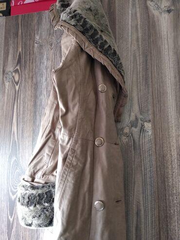 Продаю женское кожаное пальто фирмы Dior (Италия). Натуральная