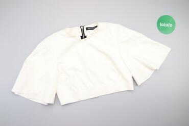Рубашки и блузы - Состояние: Б/у - Киев: Жіноча дизайнерська сорочка з об'ємними рукавами Adamskaya    Довжина